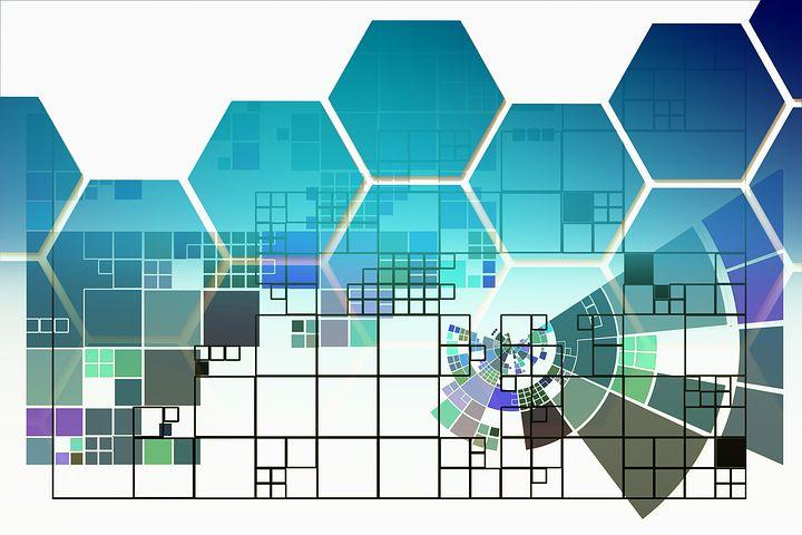 Grafisk illustration - celler