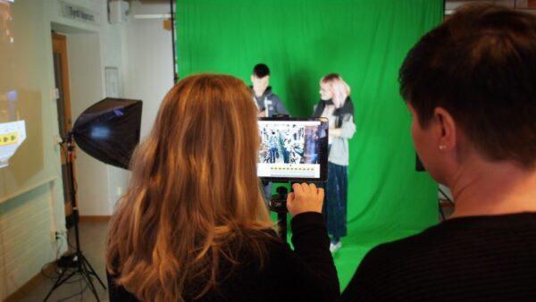 Skapa digitalt filma